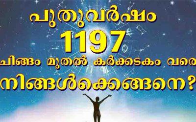 1197 പുതുവർഷഫലം
